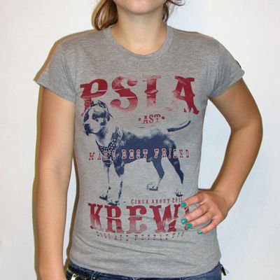 Amstaff T-shirt  Dog  AST, Man's best friend Psiakrew