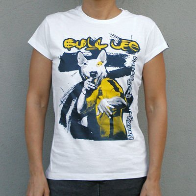 Women's T-shirt Bull Lee Bull Terrier